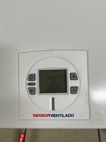 Esquentador ventilado 11 L/m Vulcano WTD11KME23S3506 gás Natural