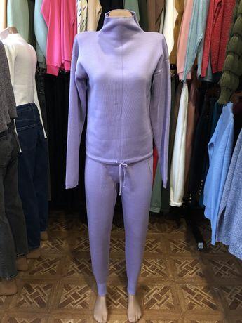 Костюми вз'язані жіночі женские в'язание костюми