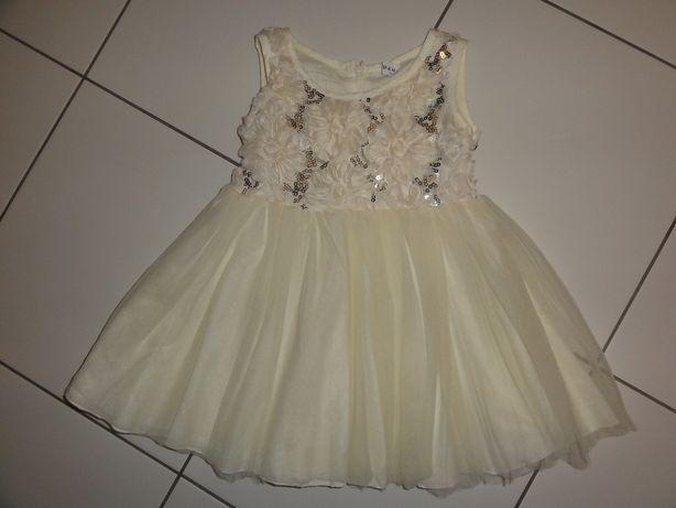 Sukienka rozmiar 92 - 98