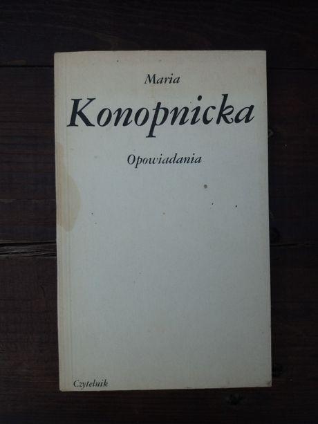 Maria Konopnicka-opowiadania