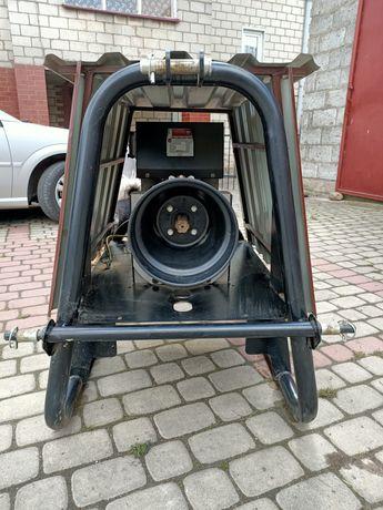 Agregat prądotwórczy FOGO AGROVOLT AV27 230V/400V WOM