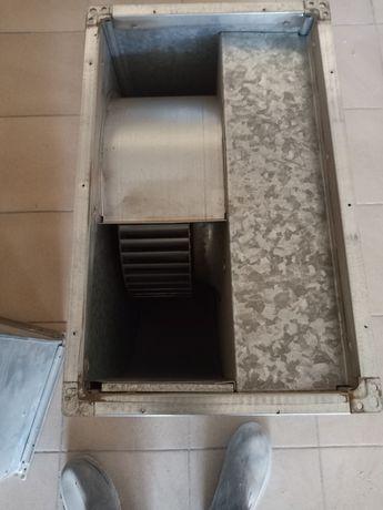 Прямоугольный канальный вентилятор .