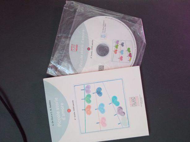 Język włoski, opowiadania + cd