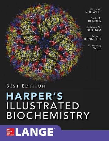 Harper's Illustrated Biochemistry, 31st Edition/USMLE/IFOM/Биохимия