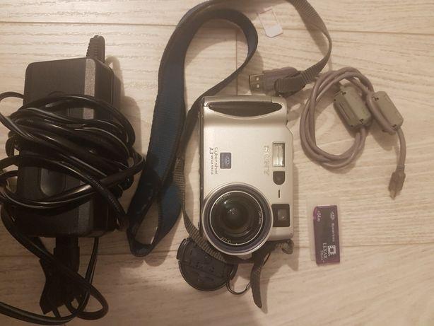 Aparat cyfrowy Sony retro sprawny komplet lub zamiana zaproponuj