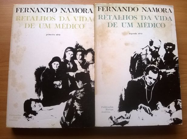 Retalhos da Vida de Médico (2 vols.) - Fernando Namora (portes grátis)