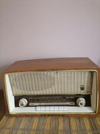 Unikatowe Radio Lampowe Grundig z lat 60 tych