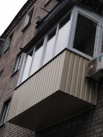 окна, двери, утепление, балконы под ключ.