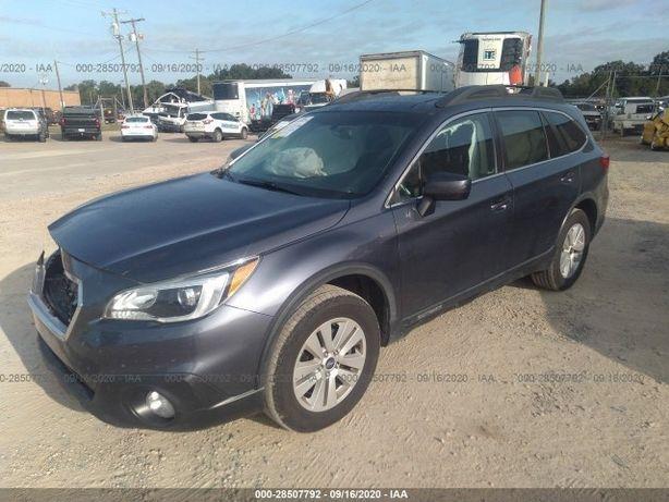 Продам Subaru outback, premium 2017, 2.5i