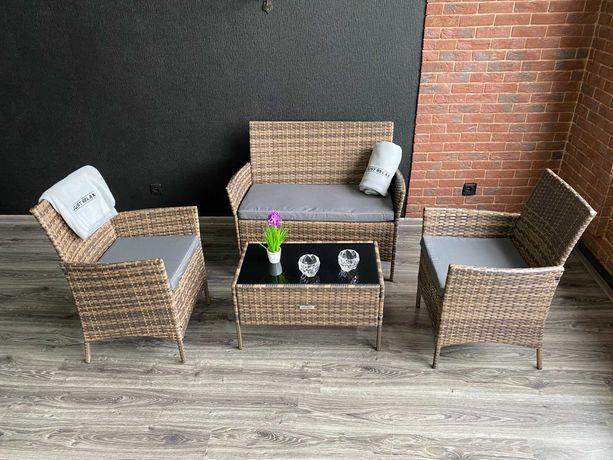 Уличная мебель для сада РОТАНГ Садовая мебель из ротанга