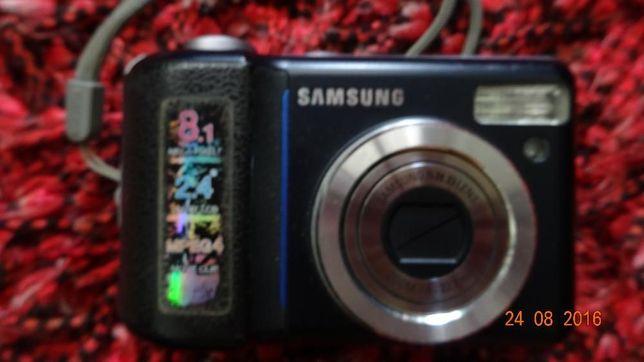 Máquina fotogrática Samsung BARATO