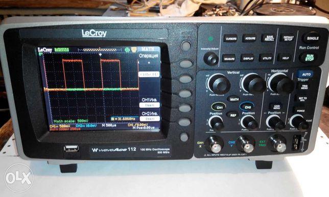 Осциллограф цифровой LeCroy WaveAce 112. Новый.