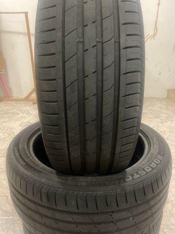 Продам три літніх шини Roadstone 255/45 ZR19