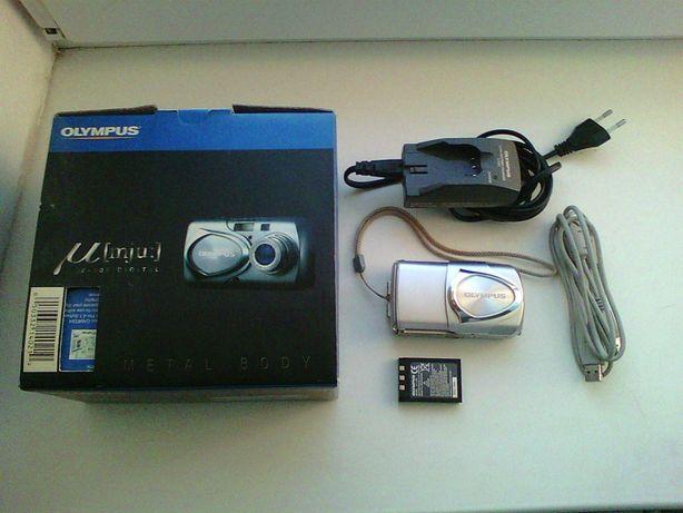 Фотоаппарат компактный Olympus Mju-300