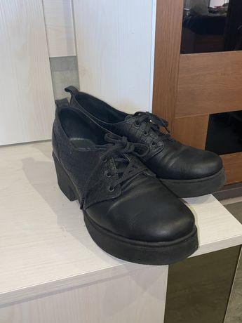Туфли-оксфорды, размер 40