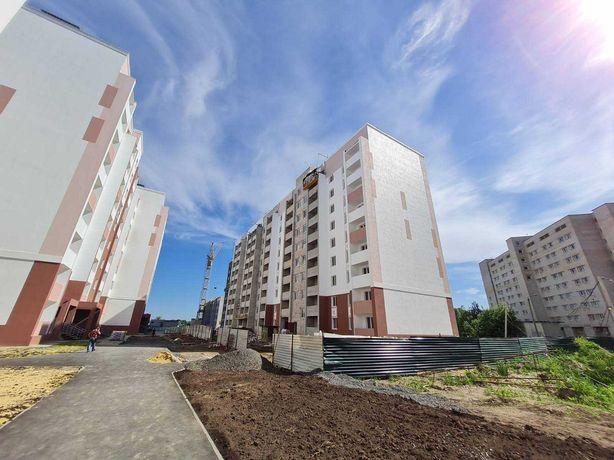 Однокомнатная квартира, сданный дом 2Б, 2этаж, ЖК Птичка, TV N