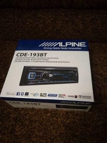 Alpine CDE 193 BT