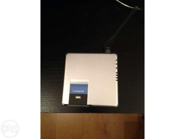 Compact Wireless-G BroadBand Router SKU WRT54GC + PEN USB