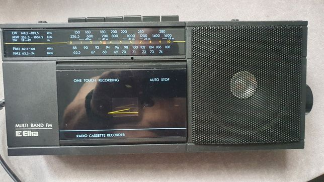 Radiomagnetofon unitra