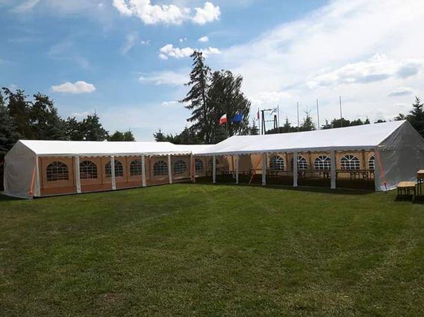 Wynajem namiotów wypożyczalnia namiot napis love stoły krzesła komunia