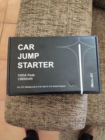 Car jumper Starter e powerbank