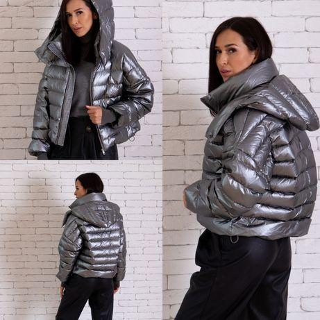 СКИДКИ! На зимний ассортимент , стильные эксклюзивные пуховики и куртк