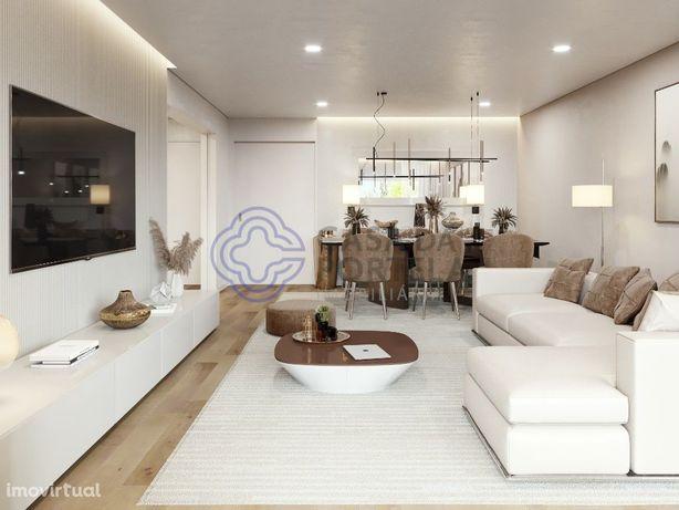 Apartamento T2  novo na Praia da Costa Nova
