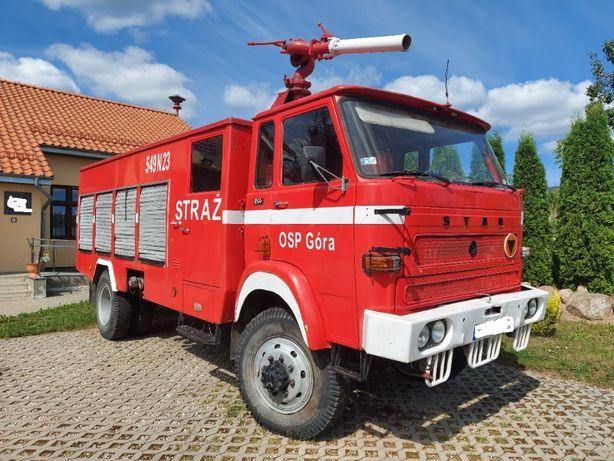 Straż Pożarna Samochód Specjalistyczny STAR