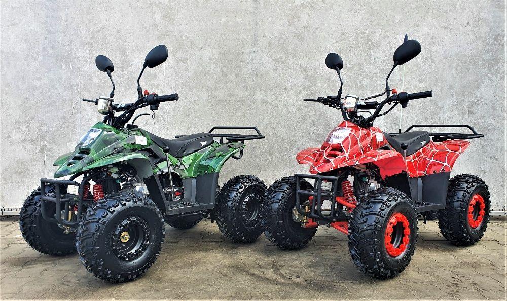 Dostawa GRATIS Quad ATV Big Foot 125cm³ Raty, Dostawa, Rok Promocja
