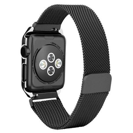 Bracelete Milanese para Xiaomi Mi Watch, TicWatch Pro 3, Realme Watch S Pro, Oneplus Watch