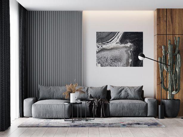 Obraz pouring 60x80 cm Valkira Art- Design