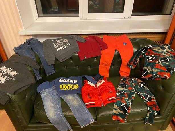 Одежда на мальчика 2,5-3 года