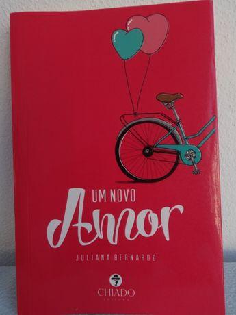 """Livro """"Um novo Amor"""""""
