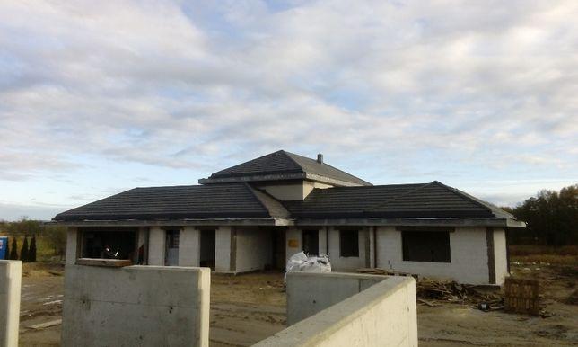 Remont dachu, nowe dachy, usługi dekarskie, usuwanie eternitu