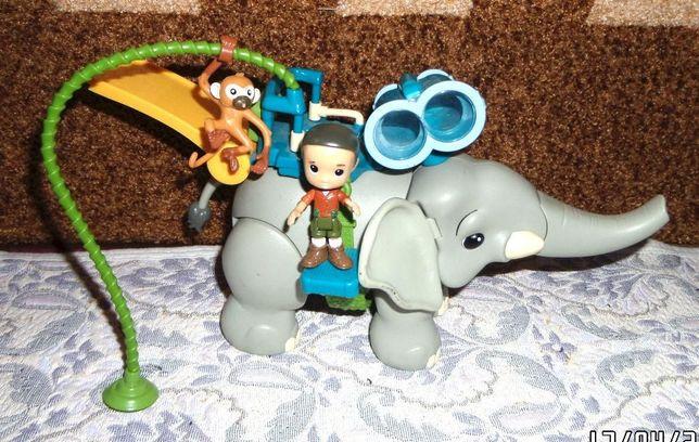 Слон серии Диего и друзья