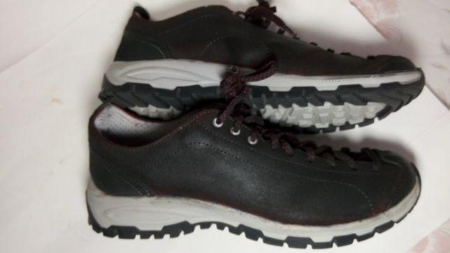 Кроссовки ботинки lаndrover как scarpa 38-37 р 23,8 см кожа оригинал