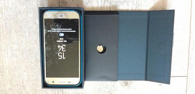 Samsung galaxy S7 uszkodzony