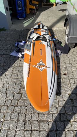 Prancha windsurf JP freestyle 83 lt