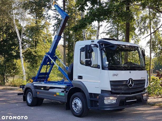 Mercedes-Benz Atego 1221 Hakowiec 4x2 Klima Hakowiec Do