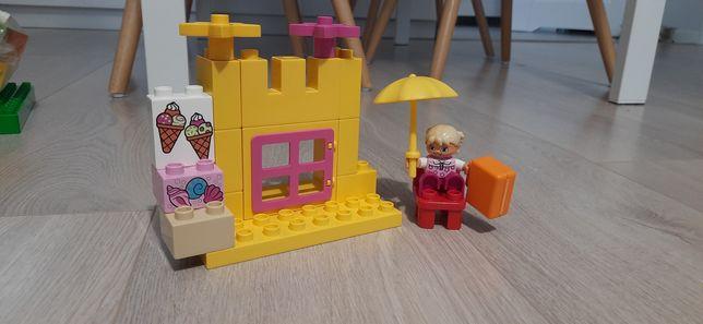 Zestaw kreatywny lego duplo plaża