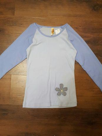 Новый брендовый реглан HUE, размер детский XS, на 8- 12л замеры