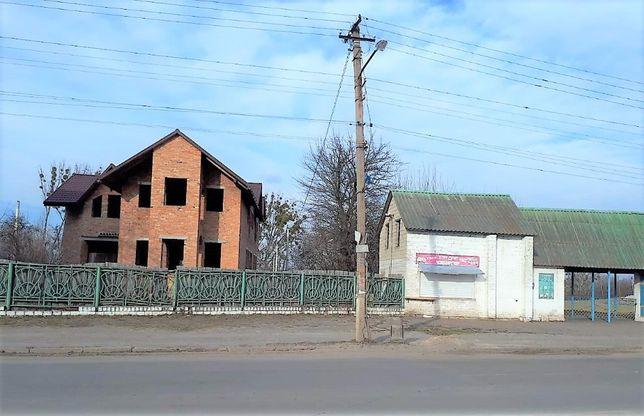 """Незавершене будівництво м. Кам""""янка-Бузька"""