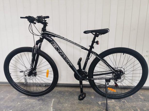 Rower górski MTB 29 CALI Shimano Exotic Aluminium