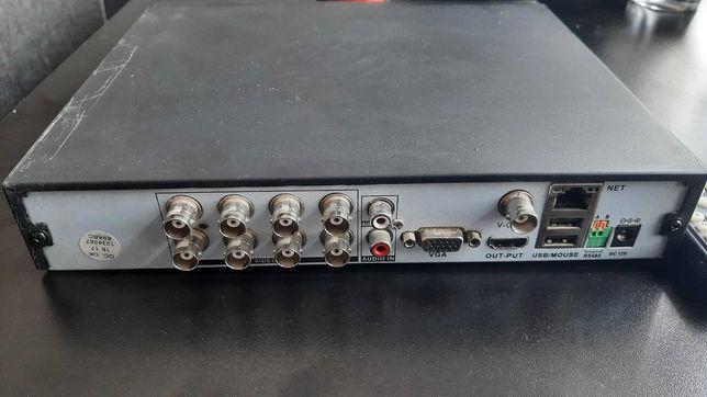 Rejestrator 8 kanałowy