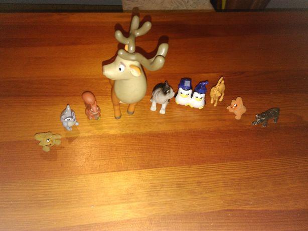 Zabawki zwierzęta