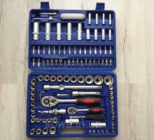 Набор инструментов LEX 108  ключей 108 шт Чехия -25% інструмент