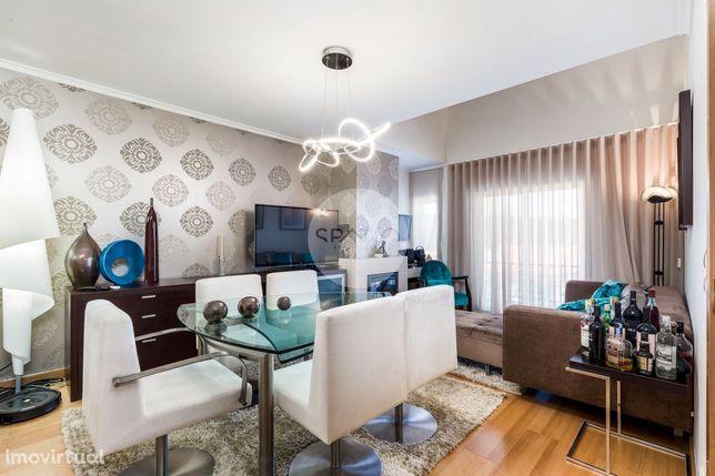 Apartamento T3 duplex com 2 lug. garagem  * Quinta das Luzes * Gondoma