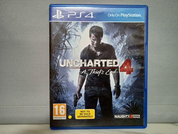 """UNCHARTED 4 A Thief's End  """" Анчартед 4 путь вора """"."""