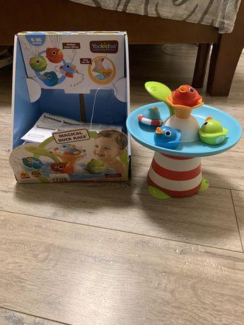 Игрушка для ванной Утиные гонки, Yookidoo. ТОРГ