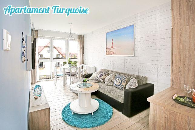 Turquoise - piekny apartament w centrum Mielna